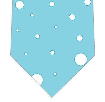 ラムネみたいなネクタイの写真
